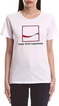 Camiseta Estampada COCA COLA JEANS Feminino