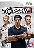 Top Spin 3 - Nintendo Wii