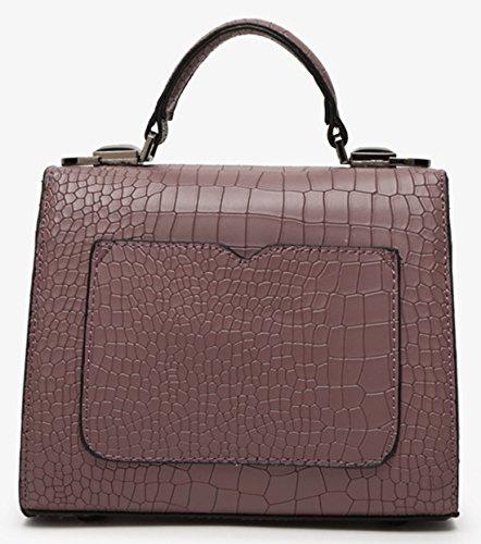 Keshi Niedlich Damen Handtaschen, Hobo-Bags, Schultertaschen, Beutel, Beuteltaschen, Trend-Bags, Velours, Veloursleder, Wildleder, Tasche Lila