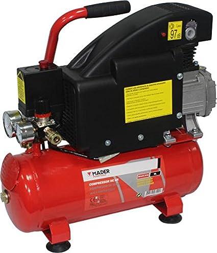 Compresor de Aire Monofasico 50l 2HP