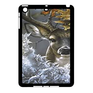 Personalized Deer Ipad Mini Cover Case, Deer DIY Phone Case for iPad Mini at Lzzcase