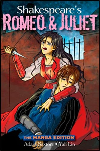 Amazon.com: Shakespeare's Romeo and Juliet: The Manga Edition ...