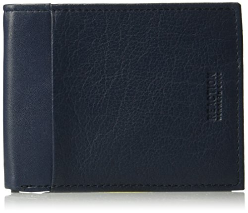 Reaction Kenneth Cole Albion Leather Passcase