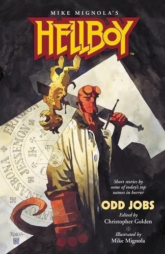 Hellboy: Odd Jobs: Christopher Golden: 9781569714409: Amazon.com: Books