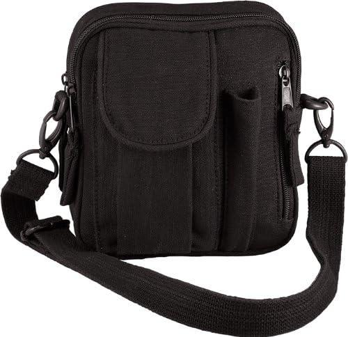 Black Venturer Excursion Organizer Bag Shoulder