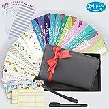 Cash Envelope System Wallet, All-in-One Cash