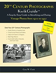 20th Century Photographs KwikGuide