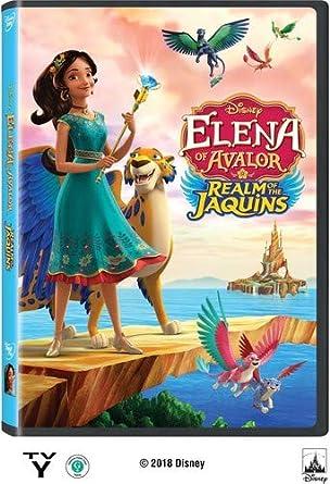 a0ce4d4aec4 Amazon.com  Elena Of Avalor  Realm Of The Jaquins  Lou Diamond Phillips