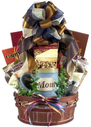 The Greatest Mom Gourmet Sweets -Women's Birthday, Holiday, or Mother's Day Gift Basket