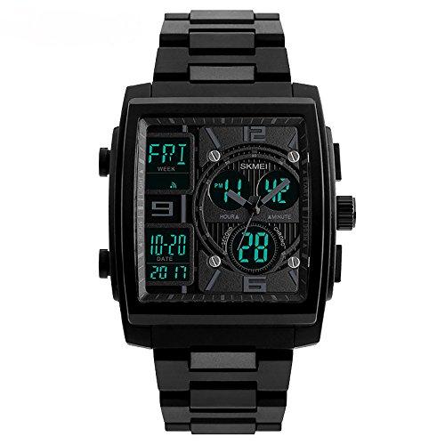 Calendar Digital Wrist Watch - 8