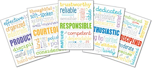 Positive Behavior Bulletin Board (Little Bulletin Board Sets)