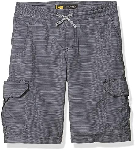 Lee Uniforms Boy Proof Pull-on Crossroad Cargo Short