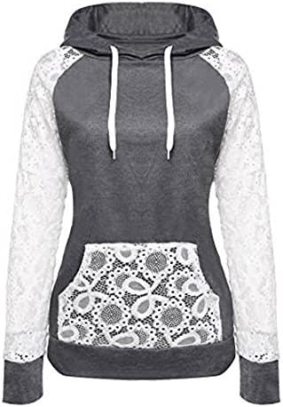 clearance sale!!ZEFOTIM Fashion Womens Casual Hoodies Sweatshirt Pocket Ladies Hooded Blouse Pullove