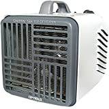 OPTIMUS - Optimus Mini Compact Utility Heater With Thermostat (pack of 1 Ea)