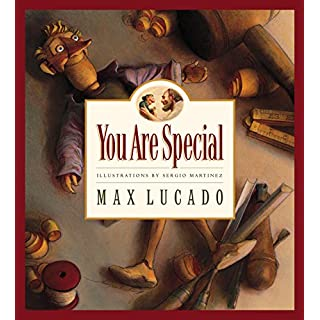 You Are Special (Volume 1) (Max Lucado's Wemmicks (Volume 1))
