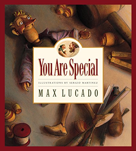 You Are Special (Max Lucado's - Charlotte In Outlet Mall