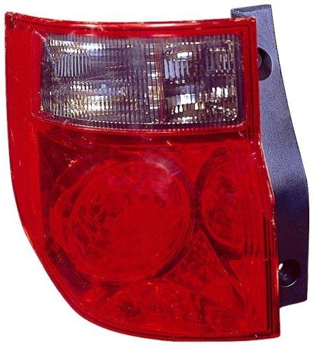 HONDA VAN/SUV ELEMENT TAIL LIGHT LEFT (DRIVER SIDE) 2003-2006