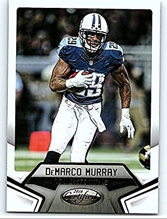 636e67d7f Amazon.com: 2016 Certified #29 DeMarco Murray Titans Football ...