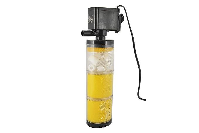 Filtro interno para Acuario Agua Dulce Salada FK-1503
