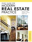 Study Guide for Modern Real Estate Practice, Fillmore Galaty and Wellington J. Allaway, 1427789452