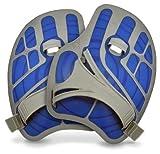 Aqua Sphere Ergoflex Hand Paddles (Blue)