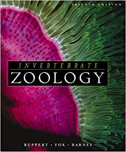 Invertebrate Zoology A Functional Evolutionary Approach