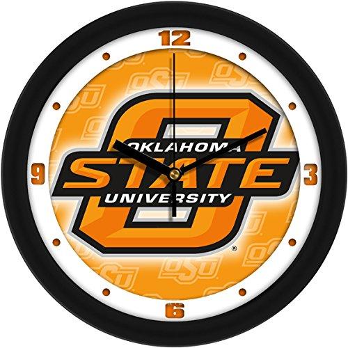 Linkswalker Oklahoma State Cowboys Dimension Wall Clock