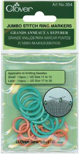 Clover Jumbo Ring Markers - Jumbo Ring Markers