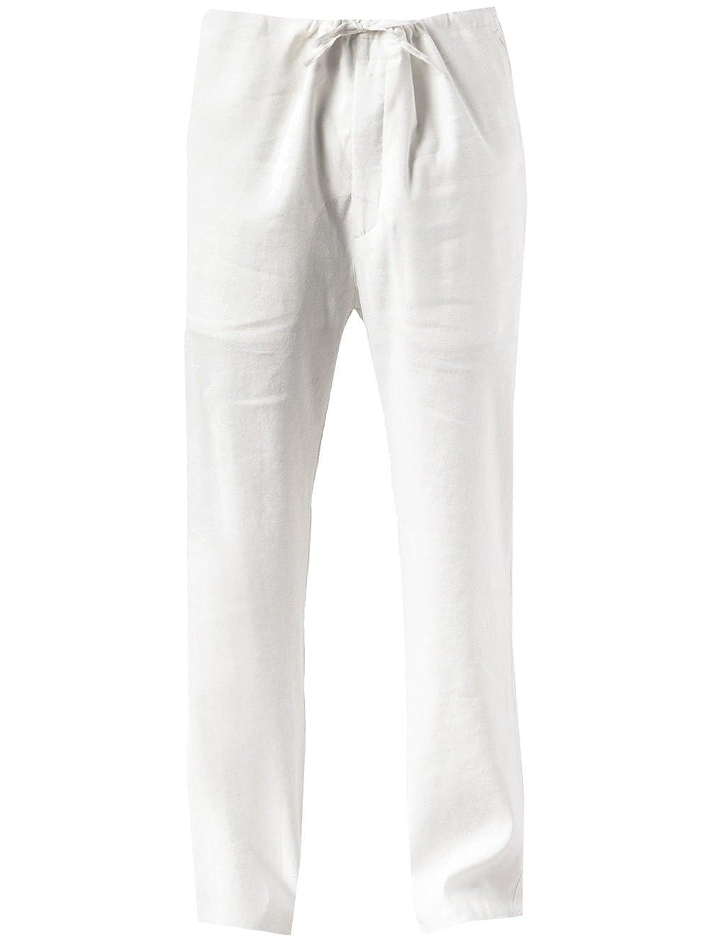e88f072a15 Amazon.com  Vivienne Westwood Men s Linen Trousers
