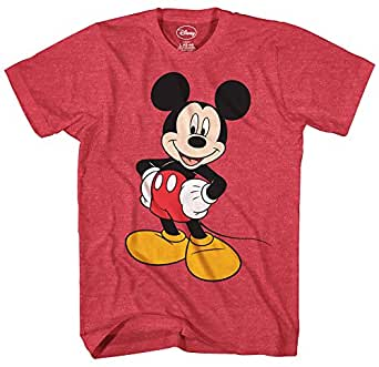 Mens Vintage Mickey Mouse T Shirt