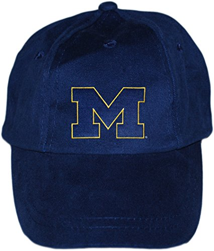 University of Michigan Wolverines Baby and Toddler Baseball Hat Navy