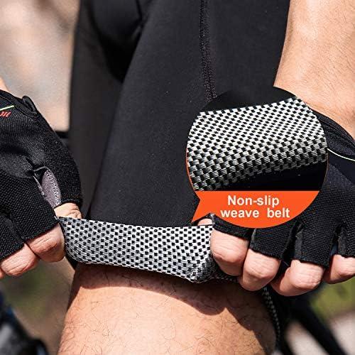 Amazon.com: Santic Ciclismo Ciclismo Bib Shorts Hombres ...