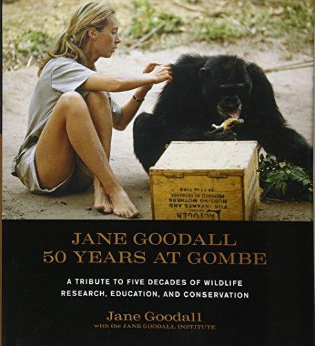Jane Goodall  50 Years At Gombe