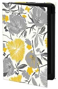 Keka Classic - Funda para iPhone 5 (diseño de flores de Khristian Howell)