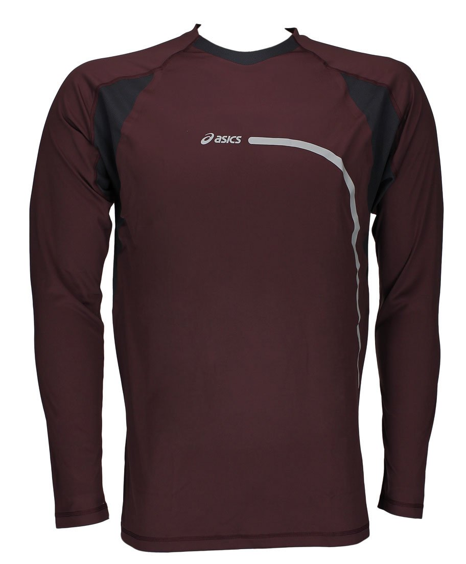 ASICS Running Sportshirt L1 Speed LS Top Herren 0682 Art. 321023
