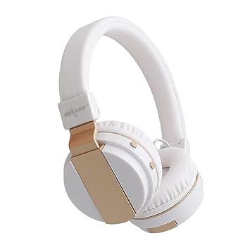 timly Zealot B17 Bluetooth 4.1 HIFI Auriculares estéreo, Micro-SD/FM Radio inalámbrica
