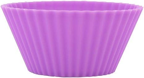 Image ofViskey - Moldes redondos de silicona para tartas (2unidades), silicona, como en la imagen, Cake Moulds