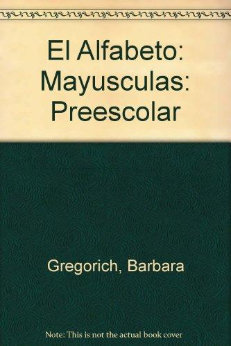 Mayusculas Alfabeto (Spanish Edition)