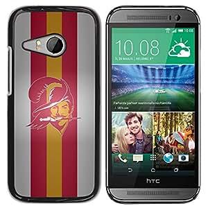 iKiki Tech / Estuche rígido - Pirata - HTC ONE MINI 2 / M8 MINI
