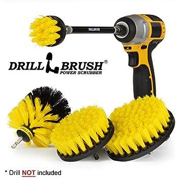 Amazon Com Bathroom Accessories Drill Brush Scrub