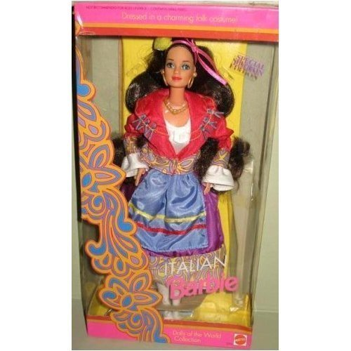 Italian Barbie – Special Edition – Dolls of The World, Baby & Kids Zone