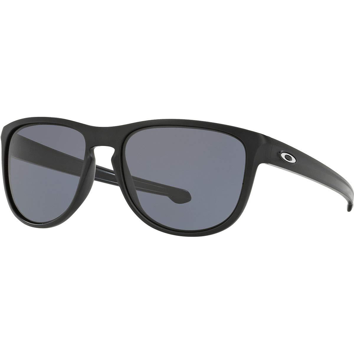 (オークリー)OAKLEY サングラス SLIVER R/スリバーR US One Size-(FREE サイズ) Matte Black / Grey B01DKJXNWE
