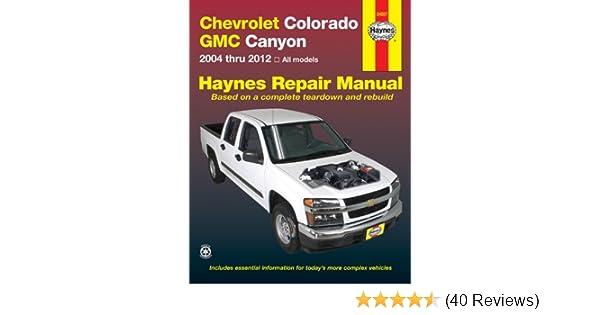 gmc canyon manual pdf