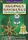 img - for Adornos Navidenos con Cuentas y Abalorios* book / textbook / text book