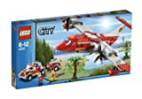 LEGO® CITY® Forest Fire Kids Playset w/ Plane and Truck and 3 Minifigures| 4209, Baby & Kids Zone