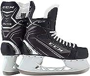 CCM Unisex SK9040 Player Tacks JR Hockey Skate, Junior