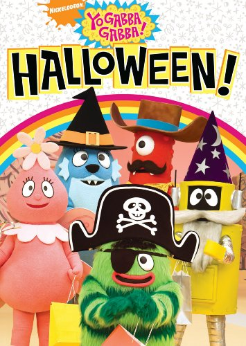 Yo Gabba Gabba!: Halloween! -