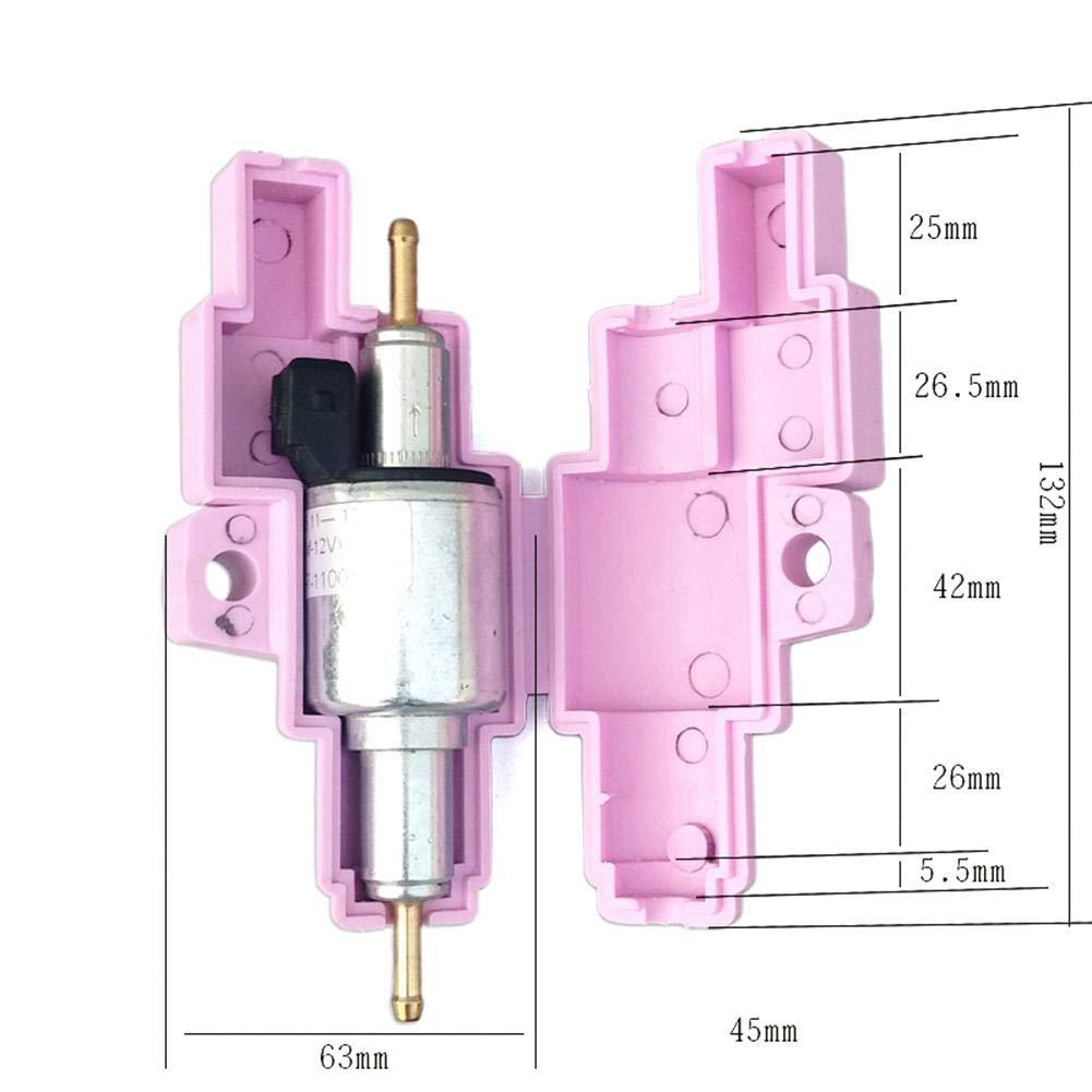 Coperchio per Pompa del Carburante per Riscaldamento a Pavimento Air Diesel Pompa dosatrice Diesel scaldamani Supporto per Pompa del Carburante per Webasto Eberspacher Cracklight
