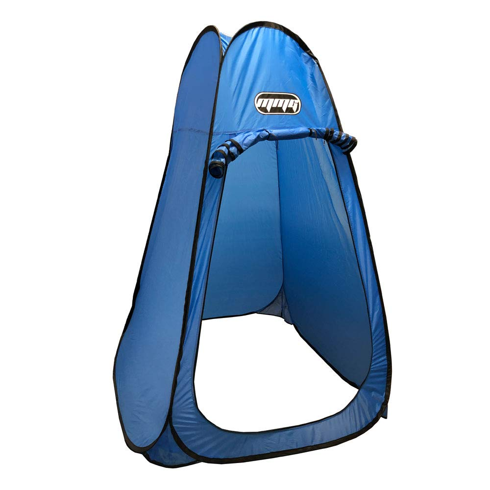 Fishing Shade Mobile Toilet 7 Ft Height Bag Included Foldable Indoor//Outdoor Dressing Room Private Shower MMG Portable Lightweight Pop-Up Tent