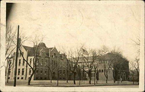 Historic building Architecture Original Vintage Postcard from CardCow Vintage Postcards